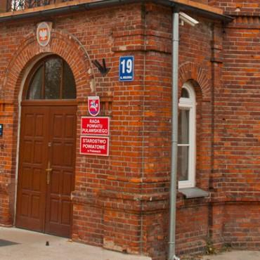 Współpraca ze Starostwem Powiatowym Puławy