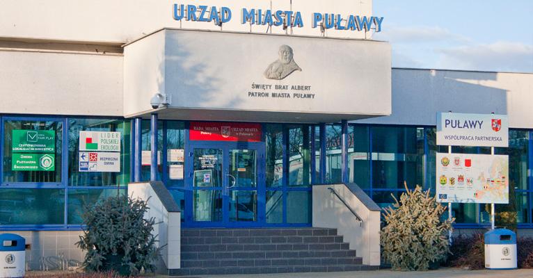 Urząd Miasta Puławy partnerem Bieg Szlak Trafi