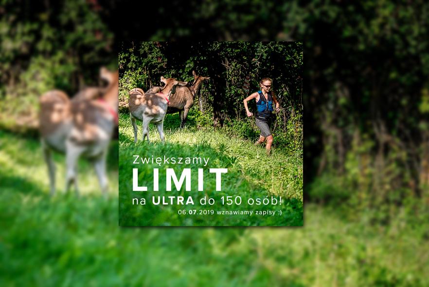 Zwiększamy limit na ULTRA!
